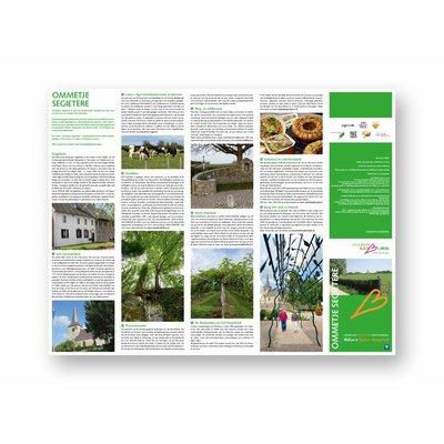 Visit Zuid-Limburg Wandelroute 'Ommetje Segietere'