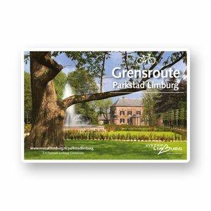 Eigen uitgave VVV Zuid-Limburg Fietsroute 'Grensroute Parkstad Limburg'