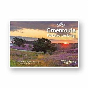 Visit Zuid-Limburg Fietsroute 'Groenroute Parkstad Limburg'