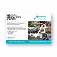 Visit Zuid-Limburg Fietsroute 'Buitengoed Geul & Maas'