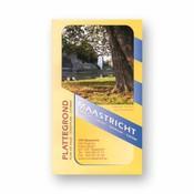 Eigen uitgave VVV Zuid-Limburg Stadsplattegrond Maastricht