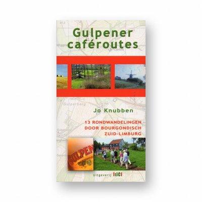 Uitgeverij TIC Wandelgids Gulpener Caféroutes