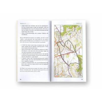 Uitgeverij TIC Wandelgids Vervoering in de Voerstreek