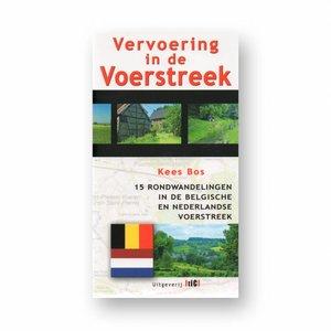 Uitgeverij TIC Wandelgids 'Vervoering in de Voerstreek'