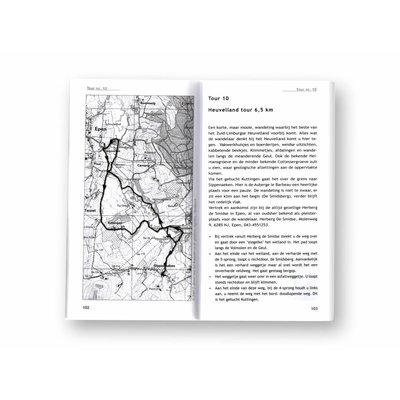 Wandelgids 'Grenzenloze wandelingen'