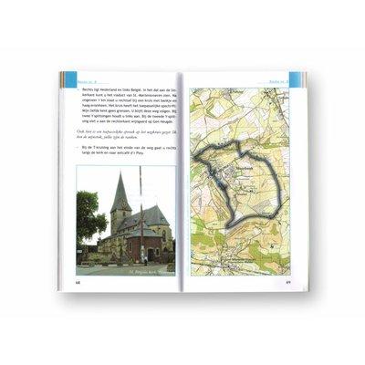 Uitgeverij TIC Wandelgids 'Langs Limburgse wijngaarden'