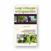 Eigen uitgave VVV Zuid-Limburg Wandelgids 'Langs Limburgse wijngaarden'