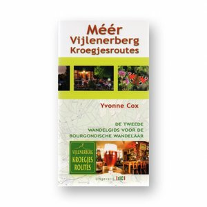 Visit Zuid-Limburg Wandelgids 'Meer Vijlenerberg Kroegjesroutes'