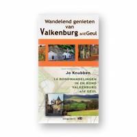 Visit Zuid-Limburg Wandelgids 'Wandelend genieten van Valkenburg aan de Geul'