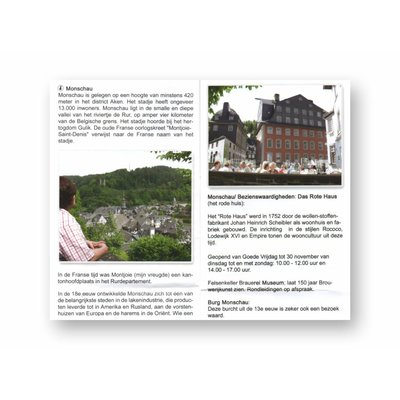 Visit Zuid-Limburg Autoroute 'Eifeldorpjesroute'