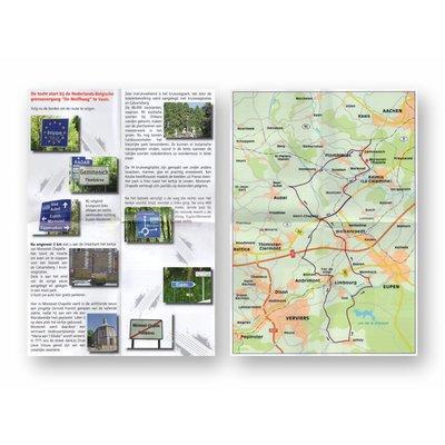 Visit Zuid-Limburg Autoroute 'Belgische Grensstreekroute'