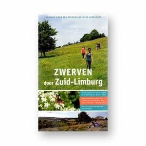 Visit Zuid-Limburg Wandelkaart 'Zwerven door Zuid-Limburg'