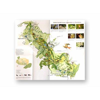 ARK Natuurontwikkeling Wandelkaart Dwalen langs de Geul
