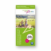 Eigen uitgave VVV Zuid-Limburg Fietsroute 'Ontdek de Euregio per fiets'