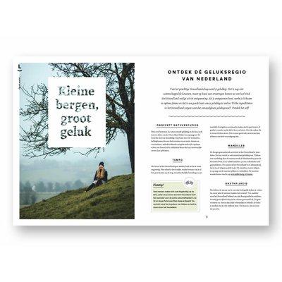 Eigen uitgave VVV Zuid-Limburg Heuvelland magazine