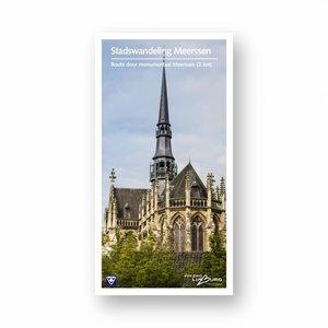 Eigen uitgave VVV Zuid-Limburg Stadswandeling Meerssen