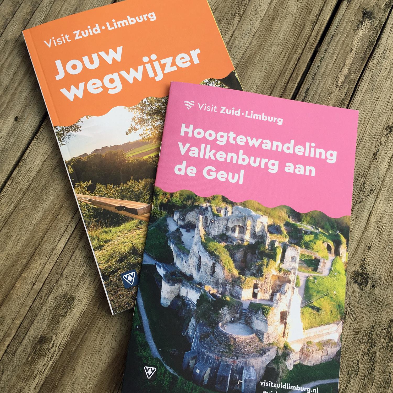 Brochures over Zuid-Limburg