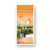 Visit Zuid-Limburg Wandelkaart 2: Heuvelland West