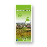 Visit Zuid-Limburg Wandelkaart 3: Heuvelland Oost