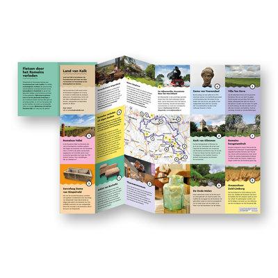Visit Zuid-Limburg Fietsen door Romeins Simpelveld en Voerendaal