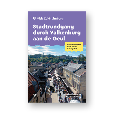 Visit Zuid-Limburg Stadtrundgang durch Valkenburg aan de Geul