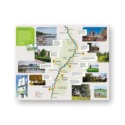 Visit Zuid-Limburg Fietsen langs de Limburgse Maasroute