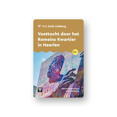 Visit Zuid-Limburg Voettocht door het Romeins Kwartier Heerlen