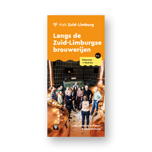Visit Zuid-Limburg Fietsroute Langs de Zuid-Limburgse brouwerijen