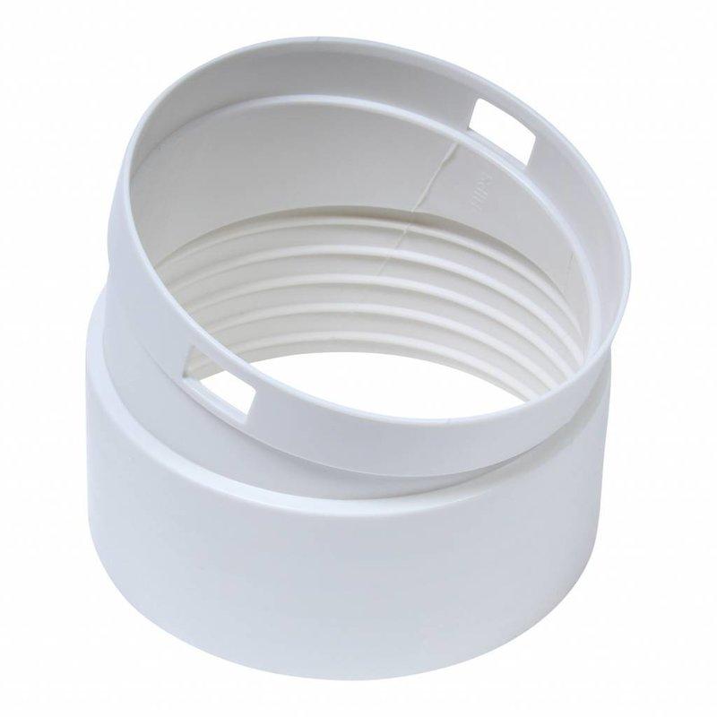 Zibro Koppelstuk / knie voor mobiele airco