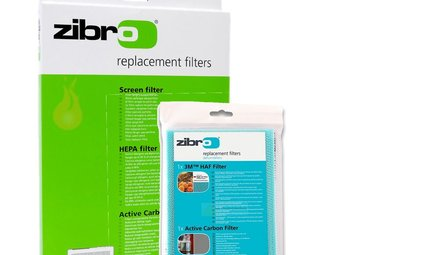 Filters luchtbehandeling