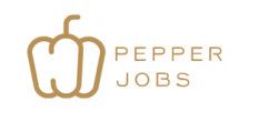 Pepper Jobs logo