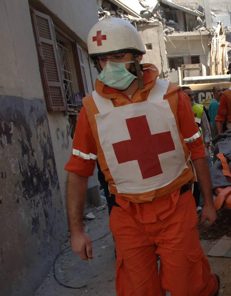 Rode Kruis Rode Kruis 10 euro