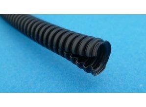 SCT6 flexibele slang opengesneden 6 mm