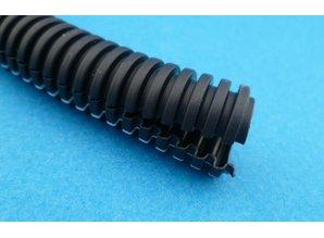 SCT9 flexibele slang opengesneden 9 mm