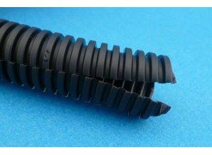 SCT11 flexibele slang opengesneden 11 mm