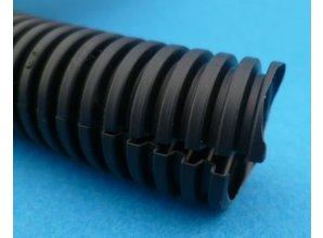 SCT16 flexibele slang opengesneden 16 mm