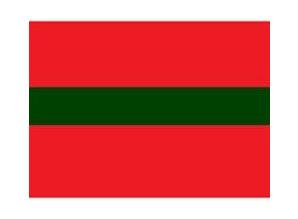 Draad 1.0 mm2 rood/groen