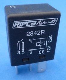 2842R 12V/25A N.O.