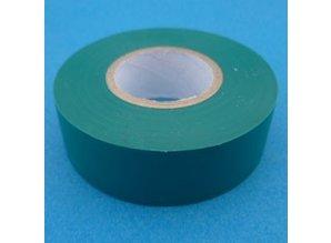 PVC tape 19mm groen