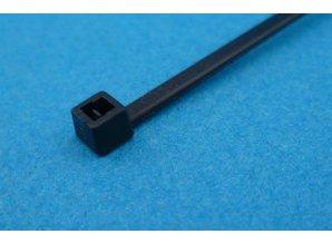 NCX10025BL 98/2.5mm zwart