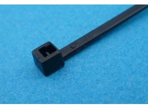 NCS20026BLK  200/2.6mm  zwart