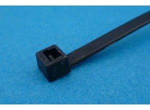NCS25048BL 250/4.8mm zwart