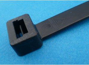 NCS50012BM 500/12.5mm zwart