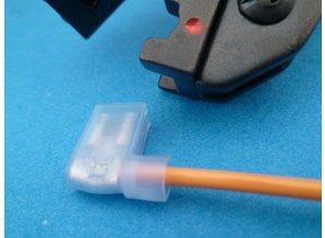 PRT7 geisoleerd haaks 0.5-2.5 mm2