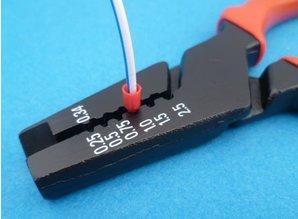 CETT1  tang voor adereindhulsen 2.5mm2