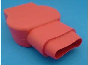 Accupoolklem isolatiekap 466N9V02 rood