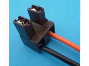 BH028 stekker H7 lamp met draden