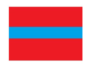 Draad 1.5 mm2 rood/blauw