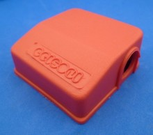 RS315P  accupoolklem isolator rood