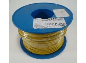 1.0 mm2 geel 100 meter